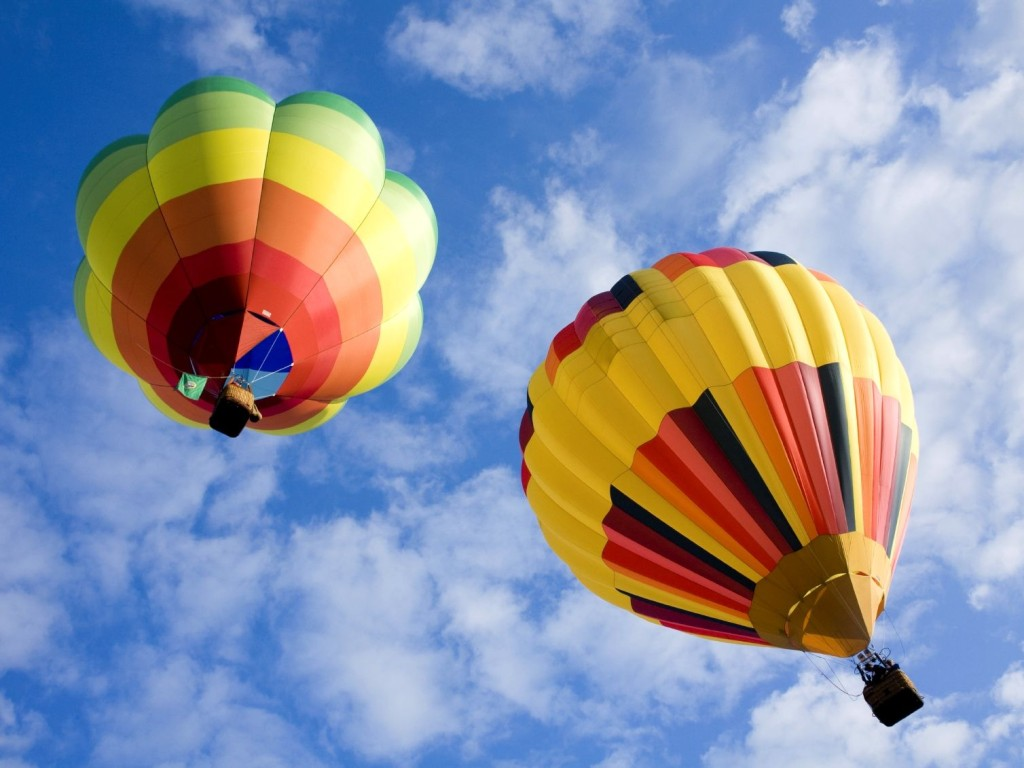 Skrydis oro balionu8